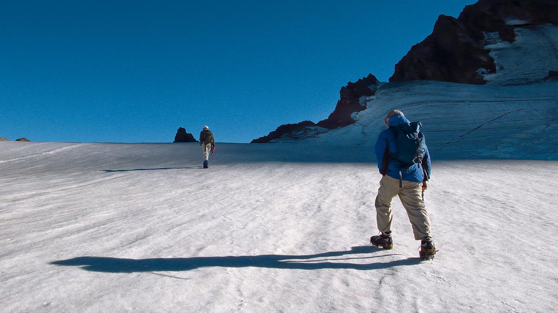 Doug Tompkins and Yvon Chouinard, Cerro Kristine. Patagonia, Chile