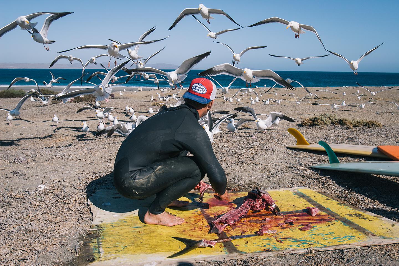 Chris Malloy, Central Baja, California
