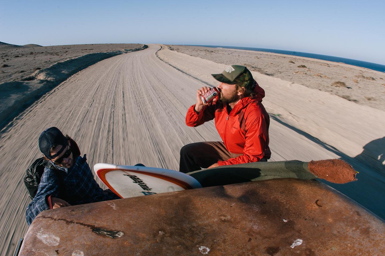 Dan and Keith Malloy, Central Baja, California