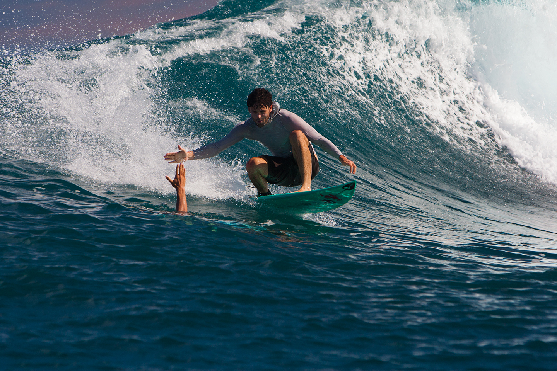 Dan Malloy, North Shore, Oahu