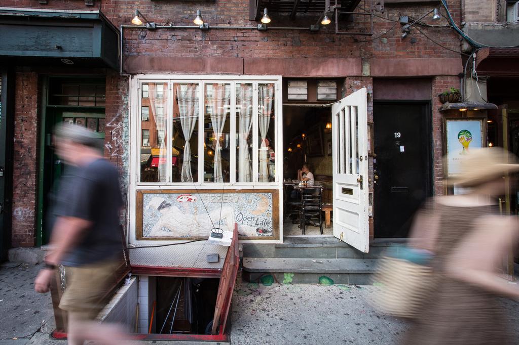 Lil' Frankie's, NYC