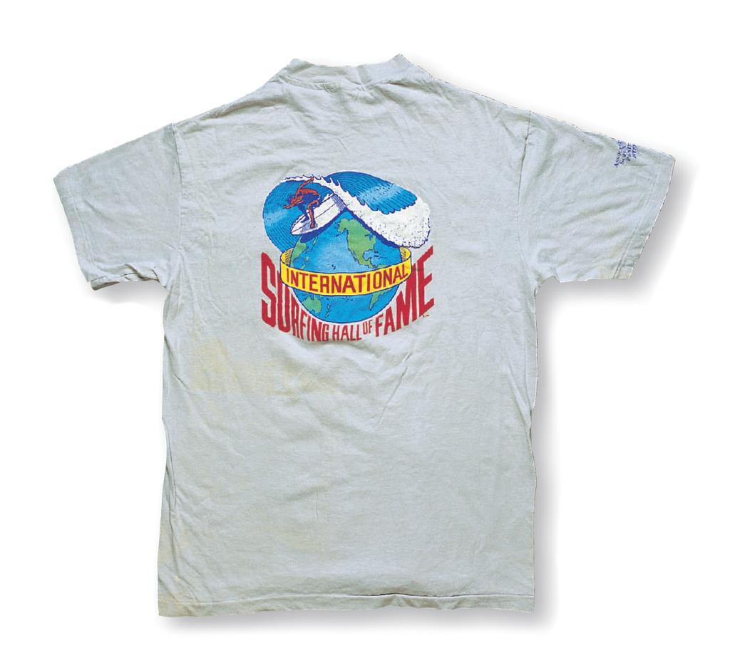 """International Surfing Hall Of Fame"" International Surfing Hall of Fame in the '80s Hanes Beefty in the 80s, Mickey Mun"