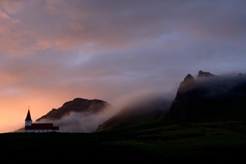 Vík, Iceland, 2006