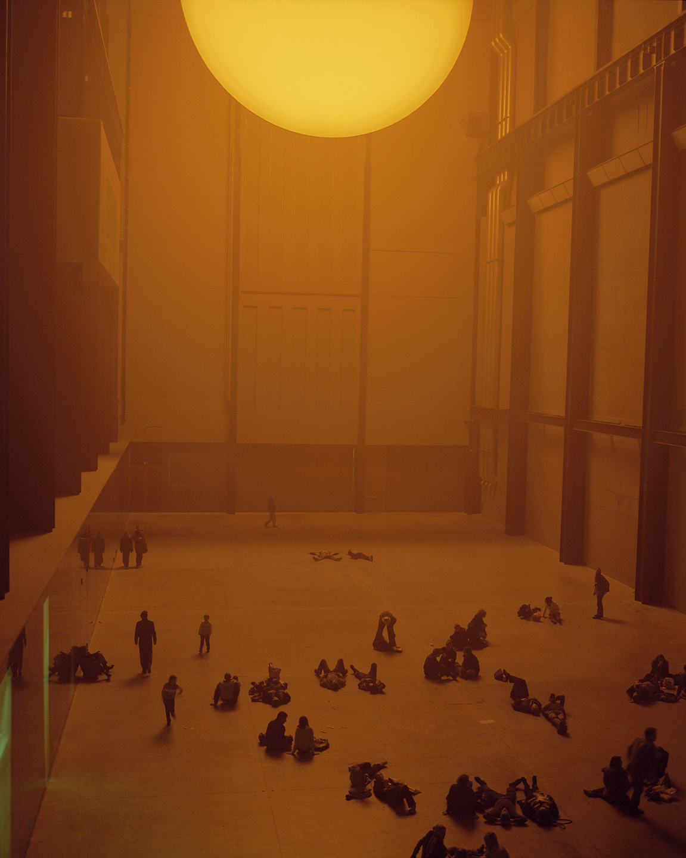 Tate Modern, London, 2003