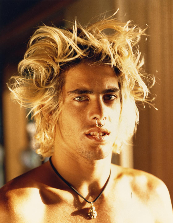 The first moment I met Christian Fletcher.San Clemente, California. 1992.