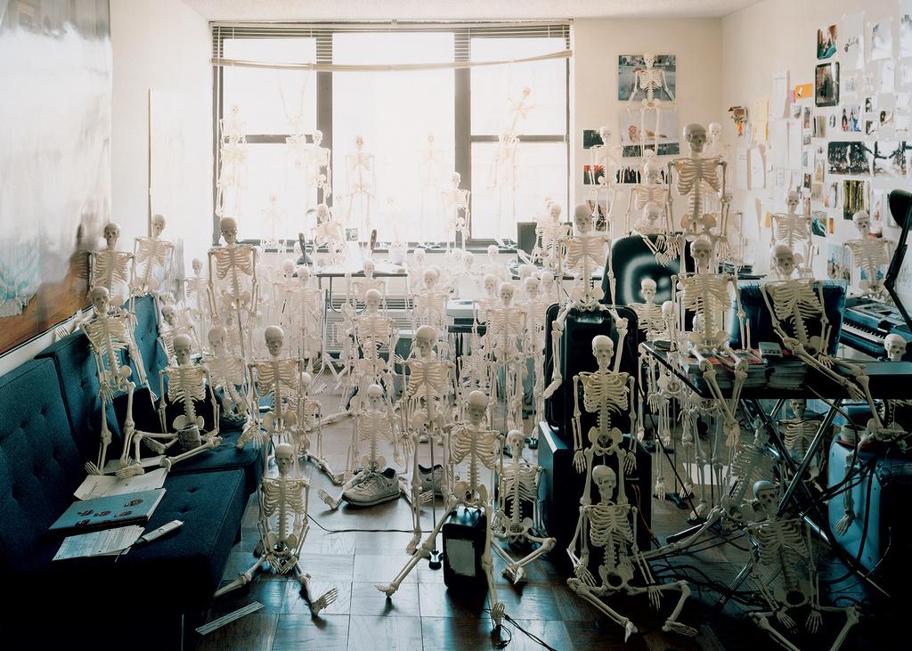 Skeletons, 2002