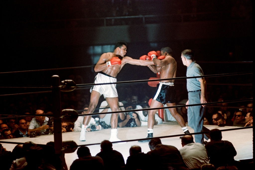 Ali vs. Patterson, Las Vegas, NV, 1965