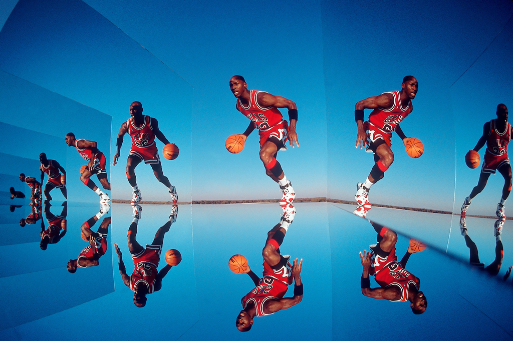 Michael Jordan, Chicago, IL, 1991