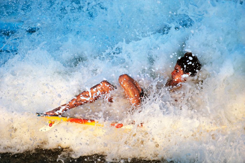 Kelly Slater, Sebastian Inlet, FL, 1991